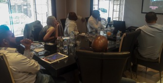 Bradley Day Business Speaking Skills Workshop