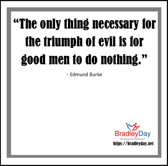 Good Men by Bradley Day
