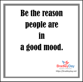 Good Mood by Bradley Day