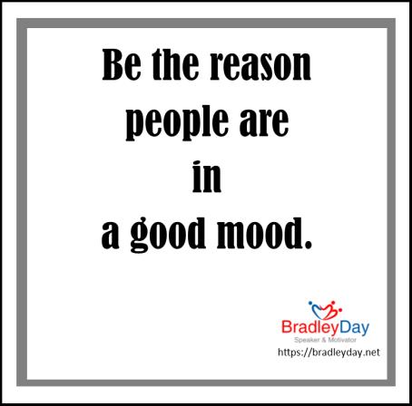 Good Mood by Bradley Day