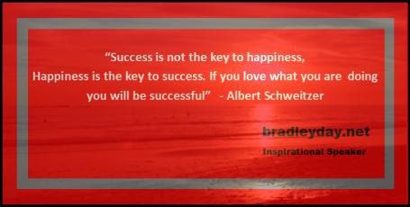 success - bradley day
