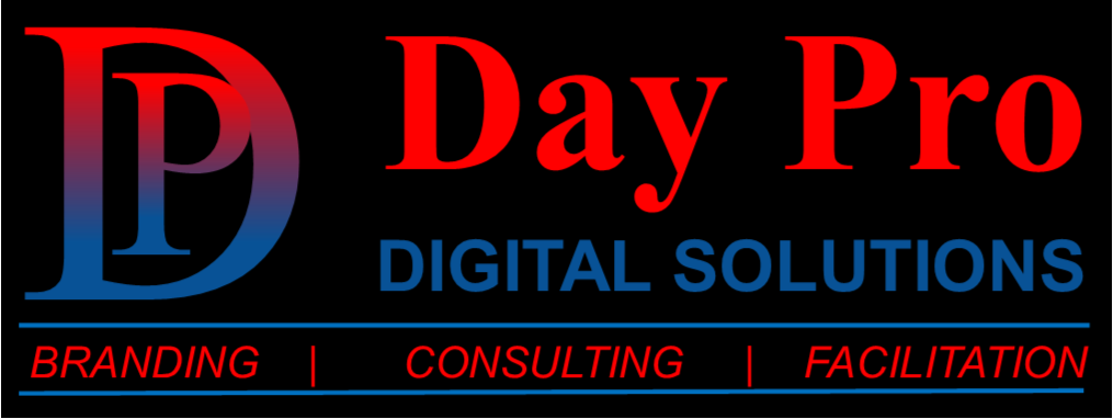 Day Pro Digital Logo 2019 blck