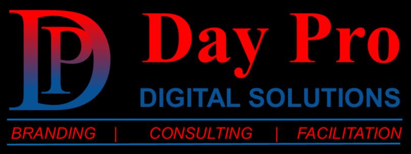 Day Pro Digital Logo 2019 blck