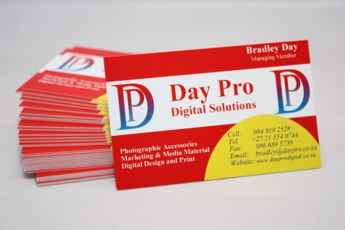 Daypro Business Card
