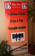 DayPro Rollup Banner